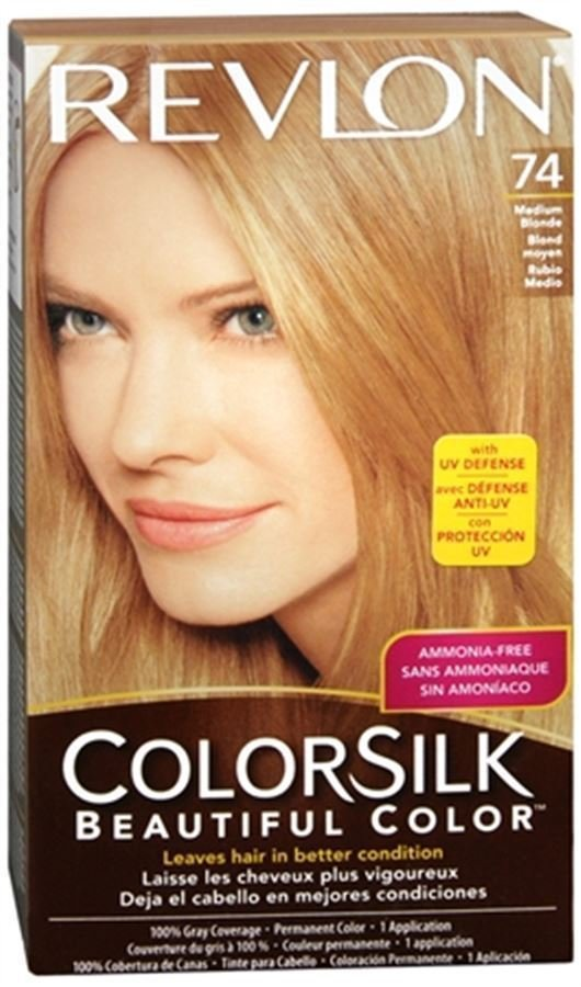 The Best Colorsilk Hair Color 7N Medium Blonde 1 Each Pack Of 3 Pictures