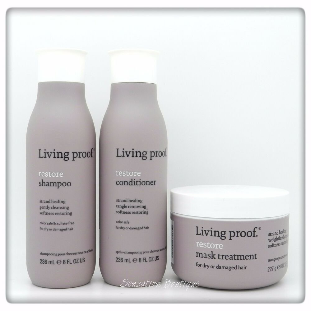 The Best Living Proof Restore Shampoo Conditioner 8 Oz Pictures