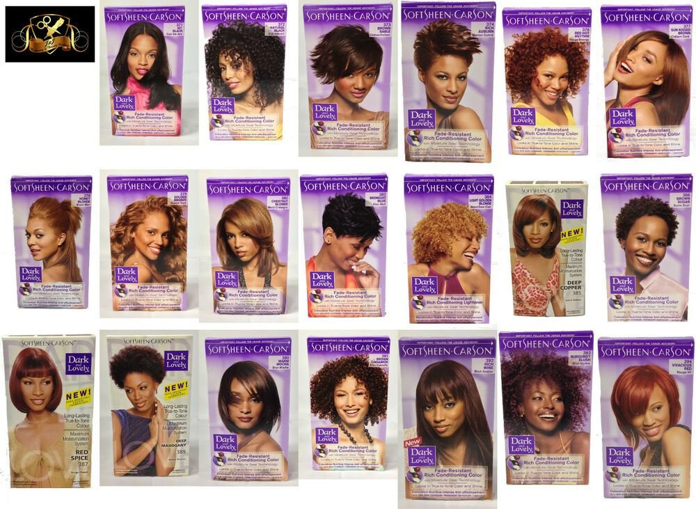 The Best Dark And Lovely Hair Dye Permanent All Colours Available Pictures