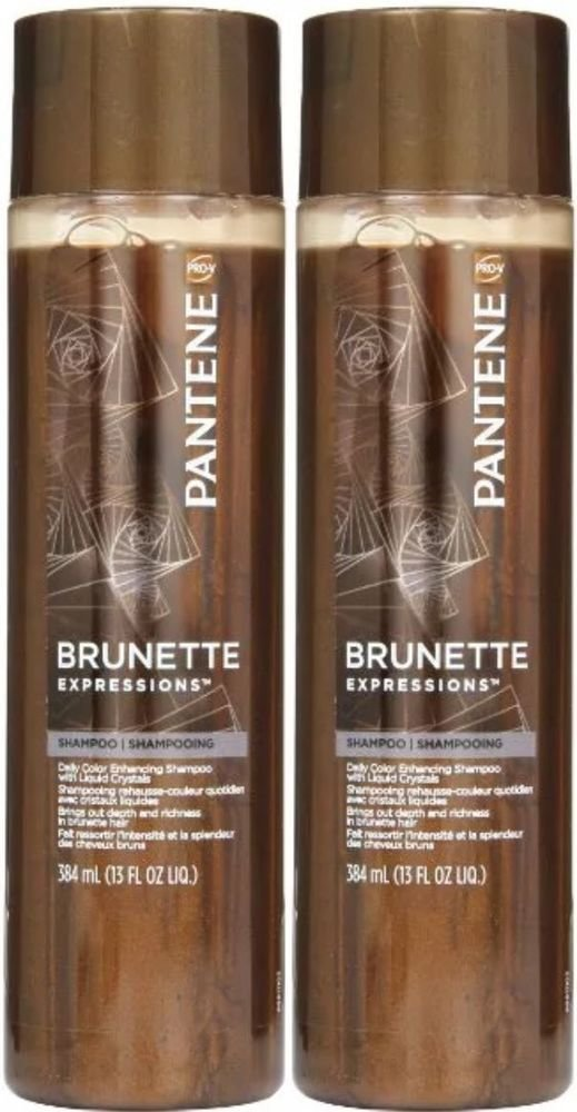 The Best 2 Pantene Pro V Brunette Expressions Color Enhancing Hair Pictures