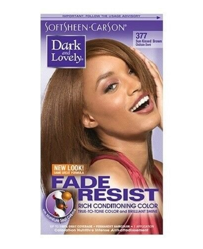 The Best Dark Lovely Fade Resist Rich Conditioning Hair Color 377 Pictures