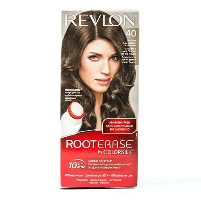 The Best Revlon Root Erase By Colorsilk Ebay Pictures
