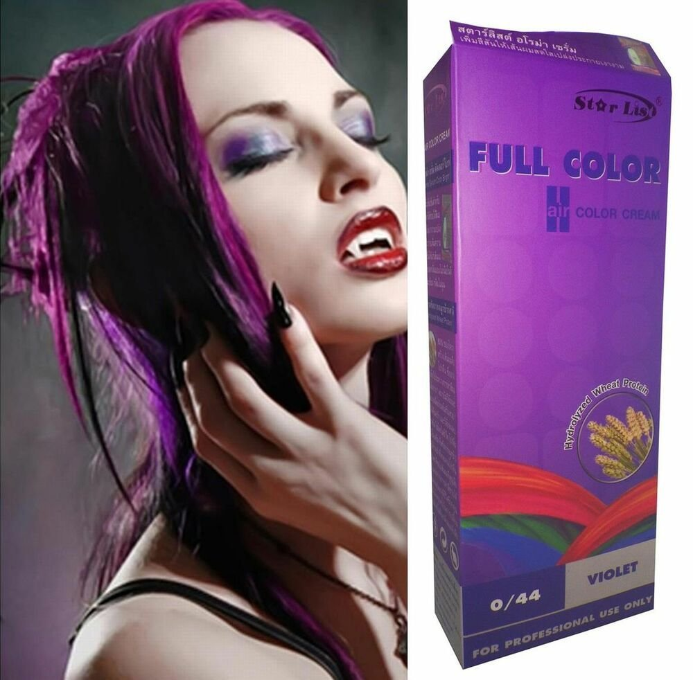 The Best Hair Color Permanent Hair Dye Anya Spa Goth Emo Cosplay Pictures