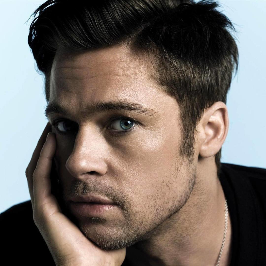 The Best 60 Charming Brad Pitt Hairstyles Styling Ideas 2019 Pictures
