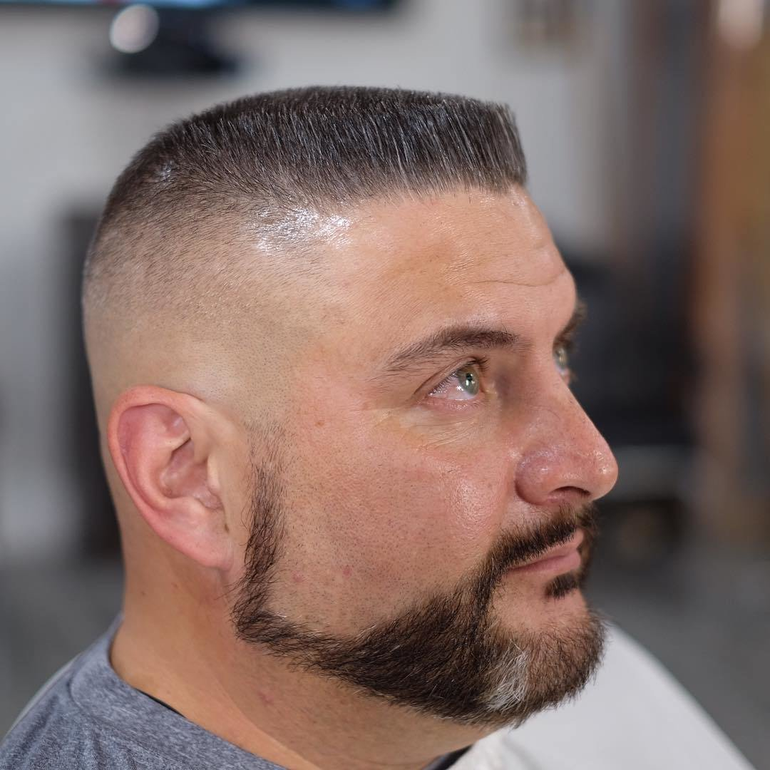 The Best 45 Exquisite Flat Top Haircut Designs New Style In 2018 Pictures