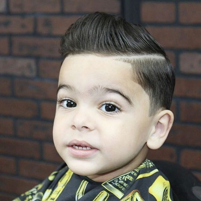 The Best 70 Popular Little Boy Haircuts Add Charm In 2019 Pictures