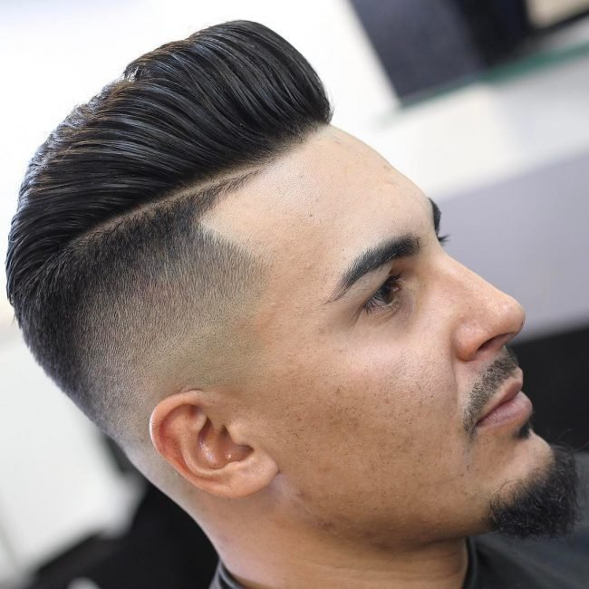 The Best 75 Creative Short On Sides Long On Top Haircuts 2019 Ideas Pictures