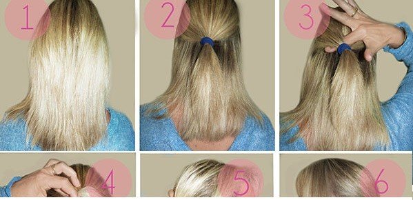 The Best The Cute Topsy Turvy Ponytail Look Makeup Mania Pictures