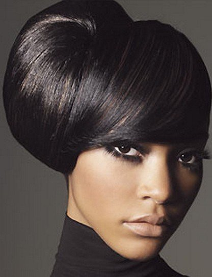 The Best Elegant African American Updo Hairstyles Pictures