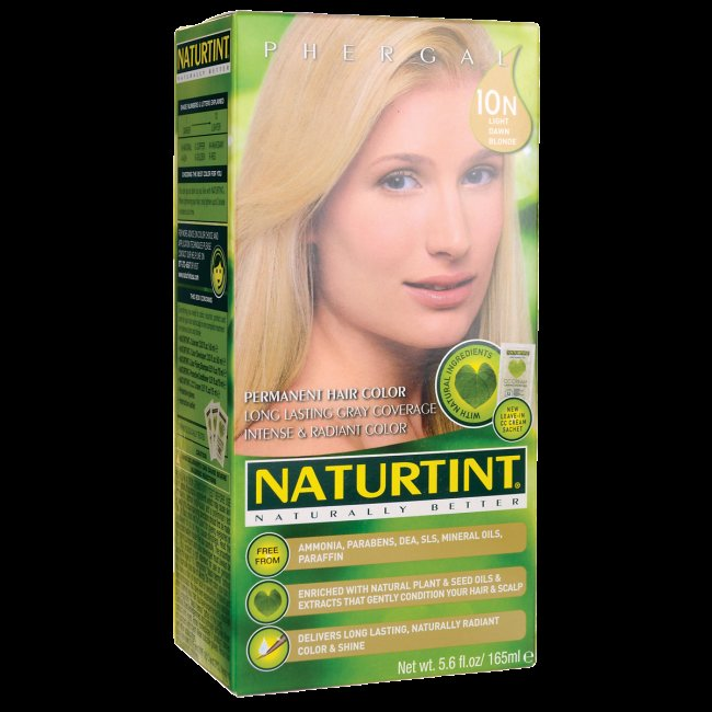 The Best Naturtint Permanent Hair Color 10N Light Dawn Blonde 1 Pictures