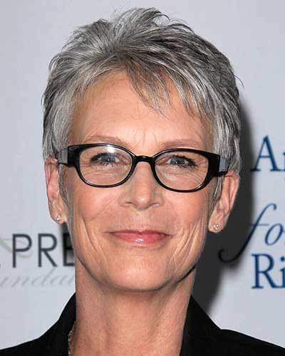 The Best 5 Haircuts For Women Over 60 With Glasses Pictures