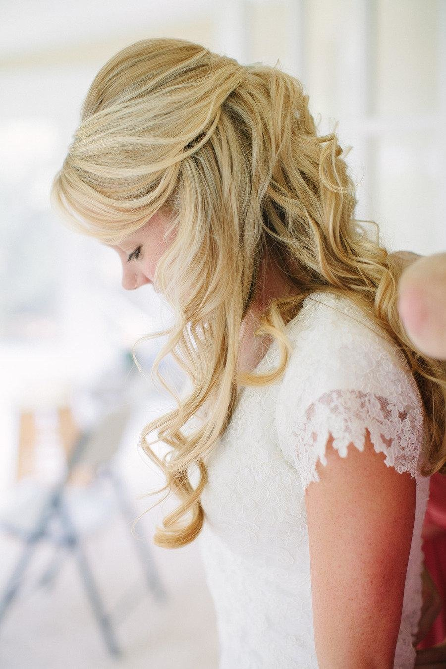The Best Pretty Wedding Hairstyles You Can Try For Your Big Day Pictures