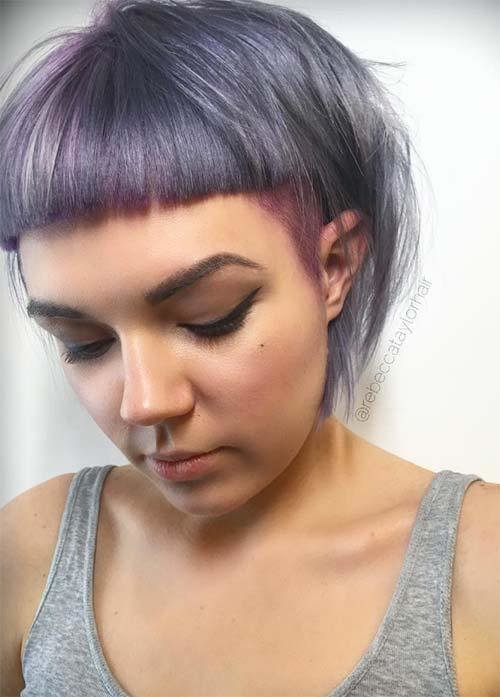 The Best 55 Incredible Short Bob Hairstyles Haircuts With Bangs Pictures