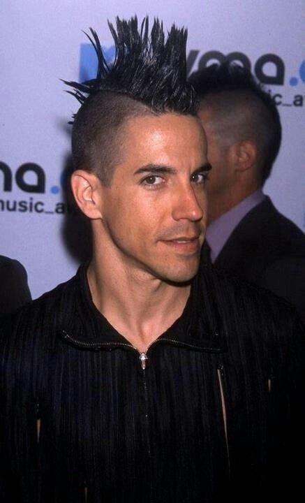The Best Pictures Anthony Kiedis Man Haircut Hairstyle Fav Pictures
