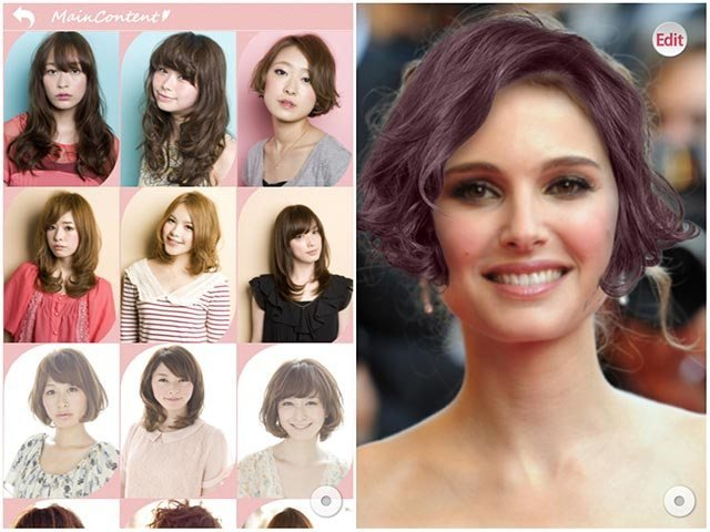 The Best 4 Top Free Hairstyle Apps For Iphone And Android Female Pictures