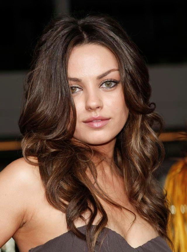 The Best 20 Long Hairstyles For Round Faces Feed Inspiration Pictures