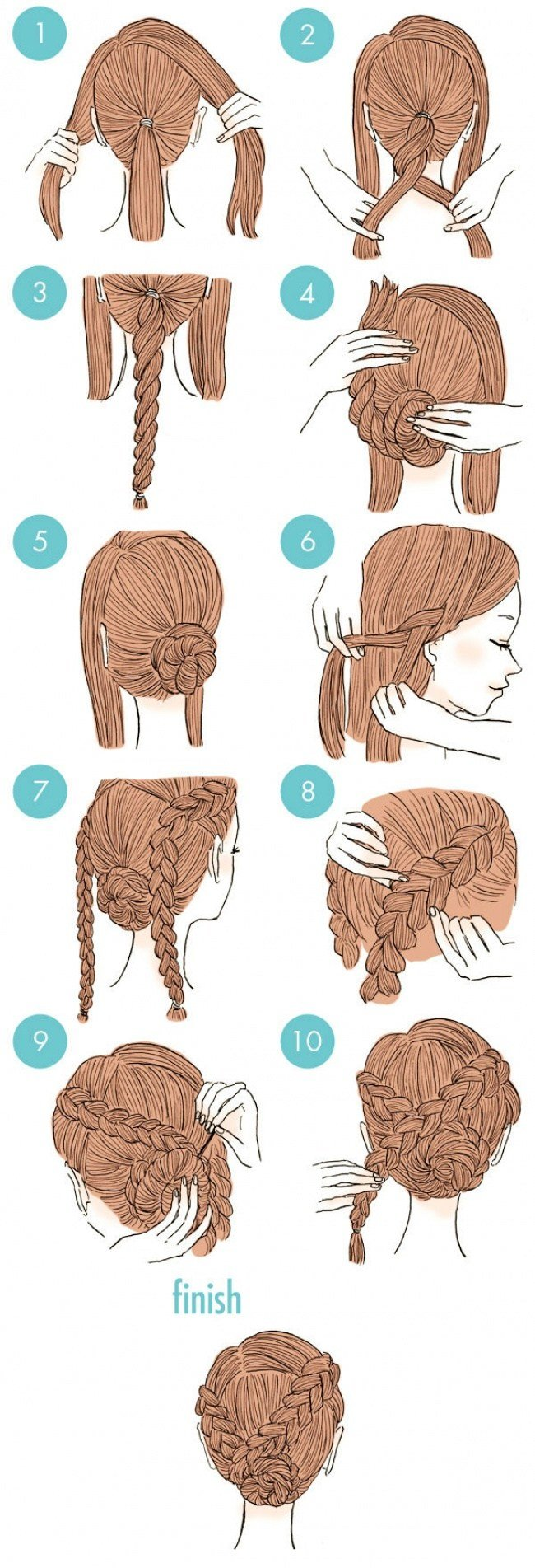 The Best These 20 Cute Hairstyles Are So Easy Anyone Can Do Them Pictures