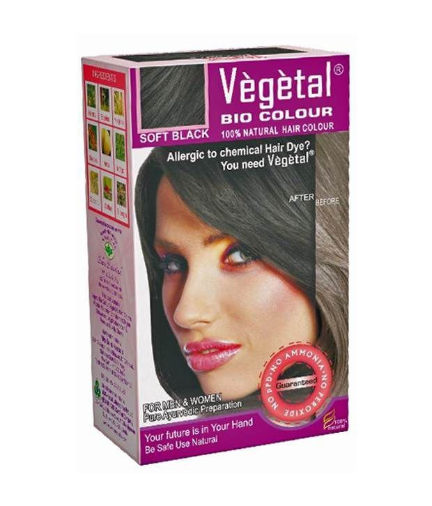 The Best 7 Off On Vegetal Bio Hair Colour Soft Black On Snapdeal Pictures
