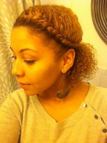 The Best Front Twist By Mycrzycurls Pictures
