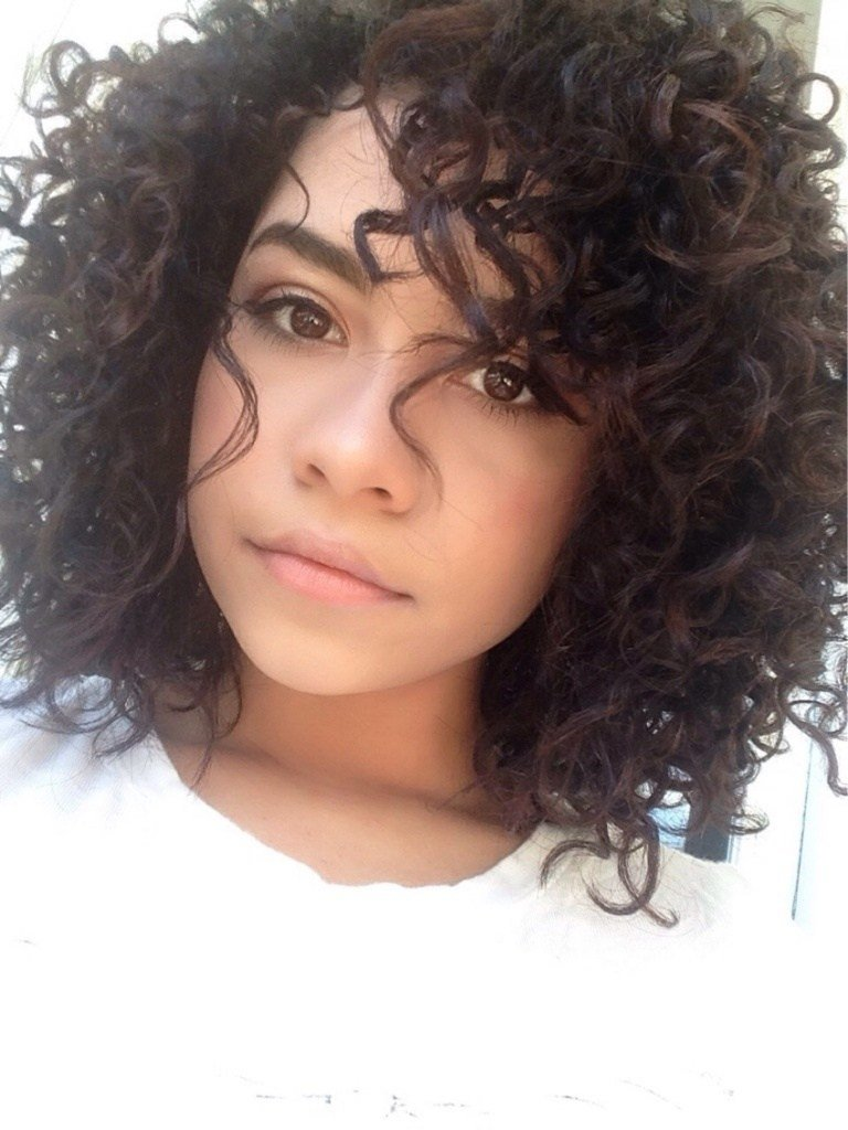 The Best Natural 3B 3C Curly Hair By Serena Nicol Pictures