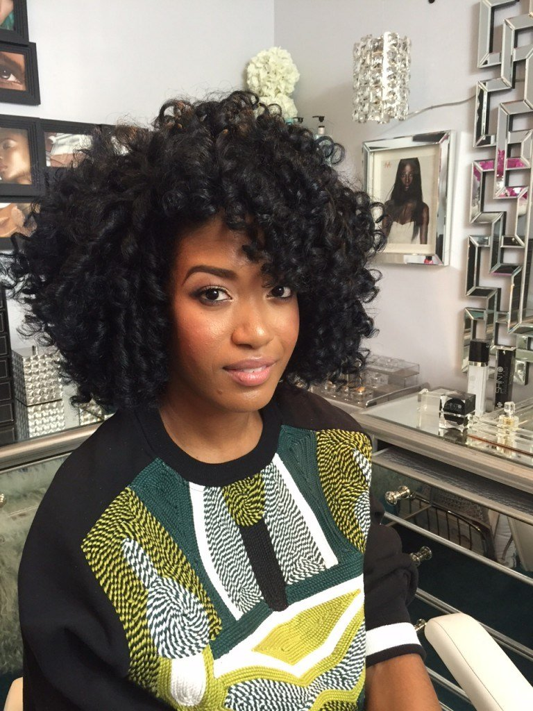 The Best Rod Set Natural Hair Tutorial Pictures