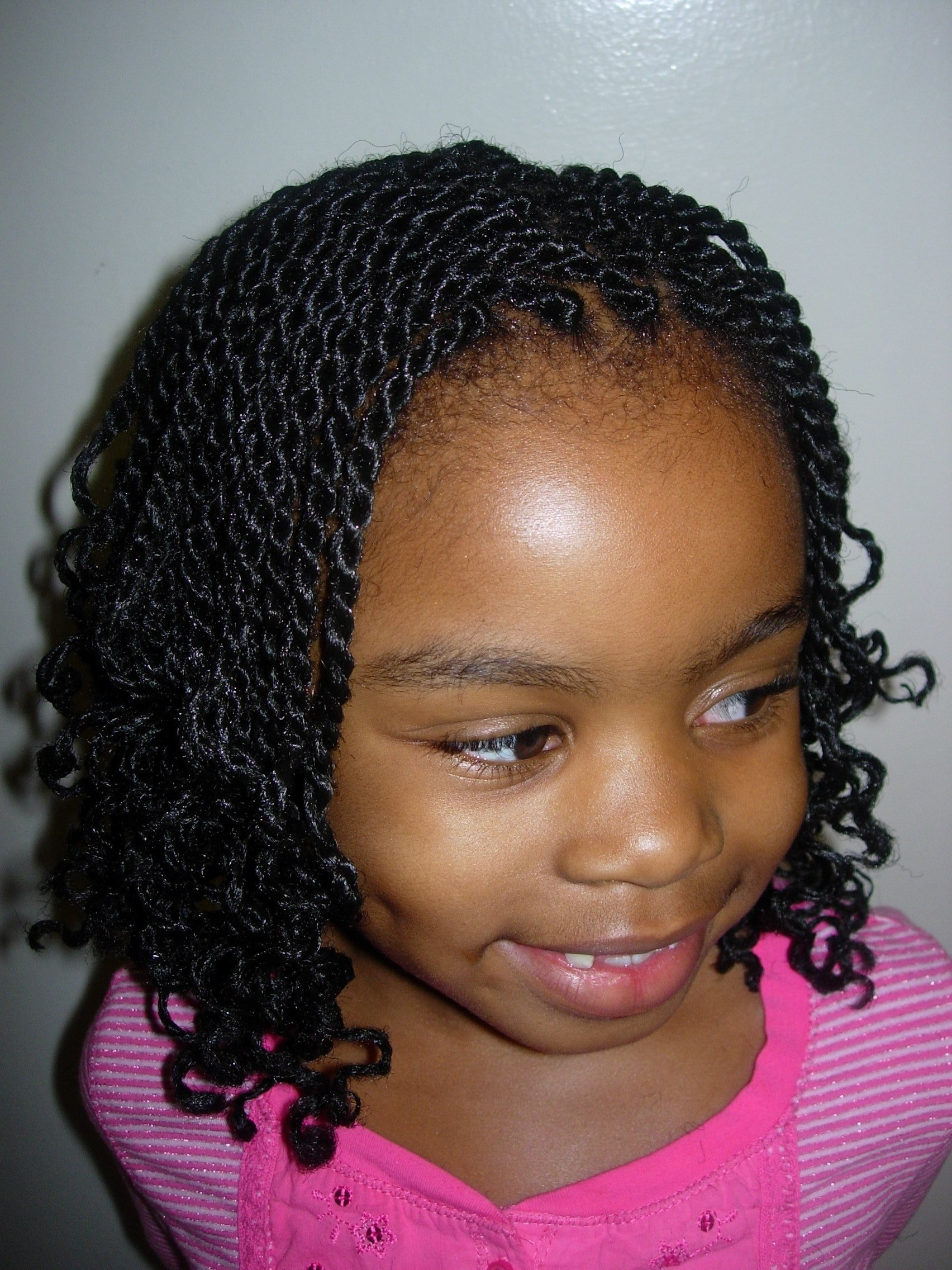The Best Kids K*Nky Twist Carinebraiding Pictures