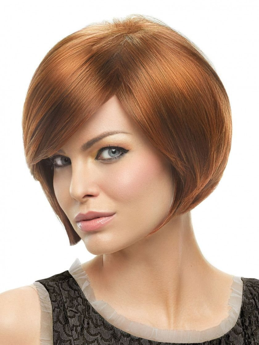 The Best Layered Bob Synthetic Wig By Hairdo Pictures