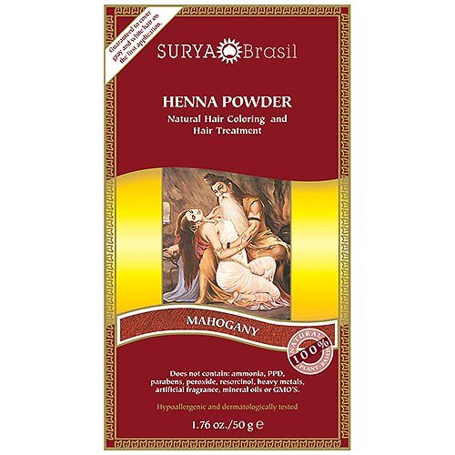 The Best Surya Brasil Henna Powder Natural Hair Colouring Pictures
