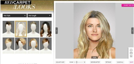 The Best 5 Free Websites To Try On Virtual Hairstyles Pictures