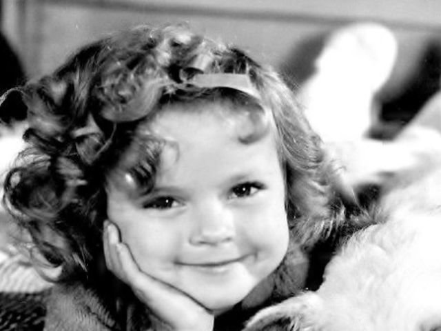 The Best Shirley Temple Hairstyles Playbuzz Pictures