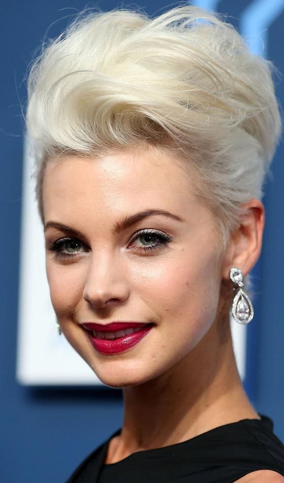 The Best 50 Fabulous Bridal Hairstyles For Short Hair Pictures