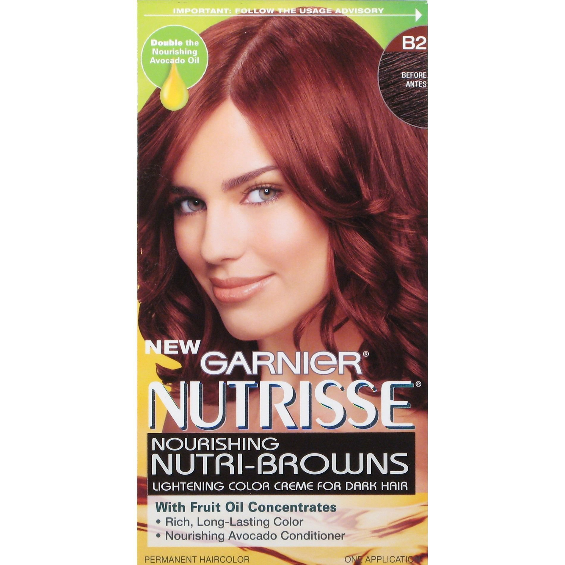 The Best Garnier Permanent Haircolor 1 Application Beauty Hair Pictures