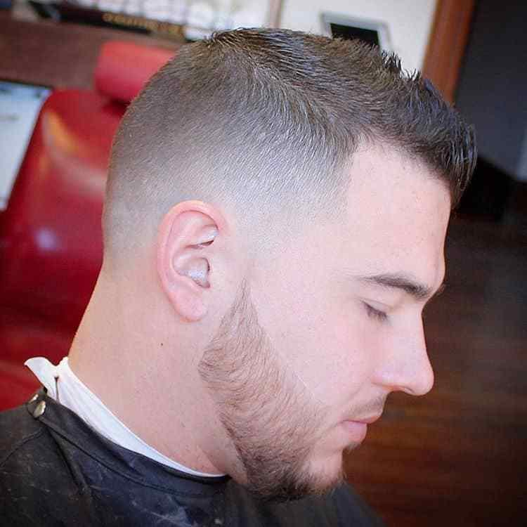 The Best 50 Best Crew Cut Hairstyles Of All Time July 2019 Pictures