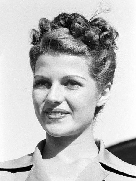 The Best 1940S Hairstyles For Long Hair Pictures