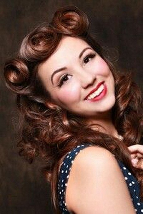 The Best 50S Hairstyles For Long Hair Pictures
