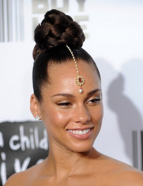 The Best Alicia Keys Braids Hairstyles Pictures