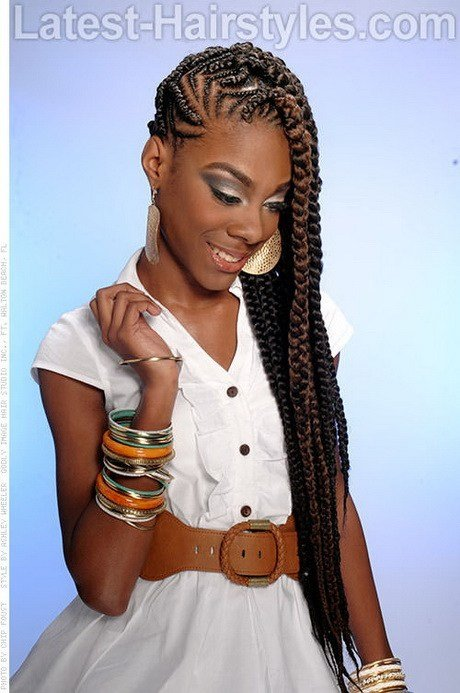 The Best Black Hairstyles For Teens Pictures