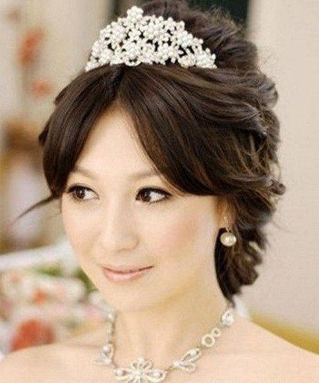 The Best Bridal Hairstyles For Round Faces Pictures