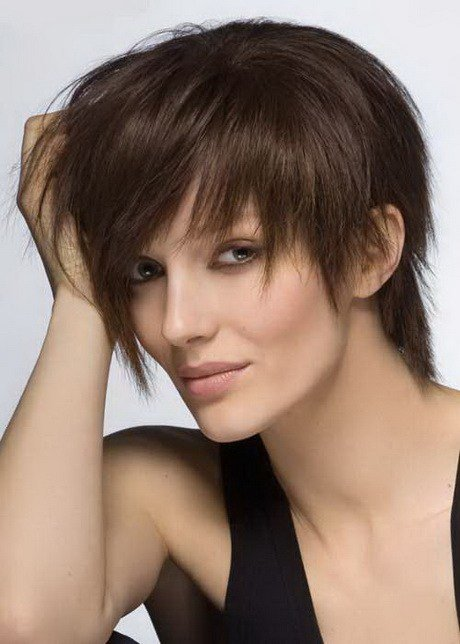 The Best Cool Short Haircuts For Women Pictures