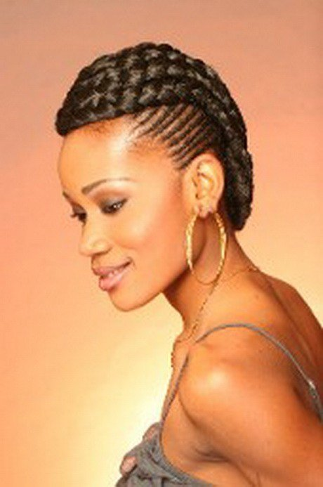 The Best Corn Braids Hairstyles Pictures