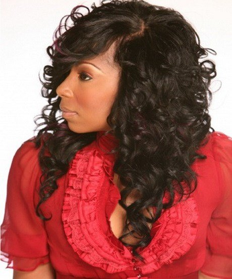 The Best Curly Tracks Hairstyles Pictures
