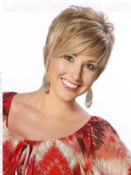 The Best Cute Short Haircuts For Older Women Pictures