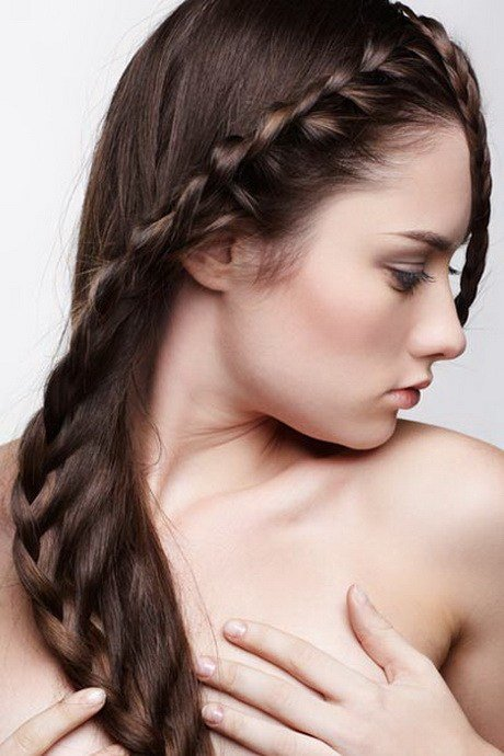 The Best Different Braided Hairstyles Pictures