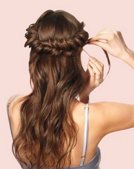 The Best Easy Do It Yourself Prom Hairstyles Pictures