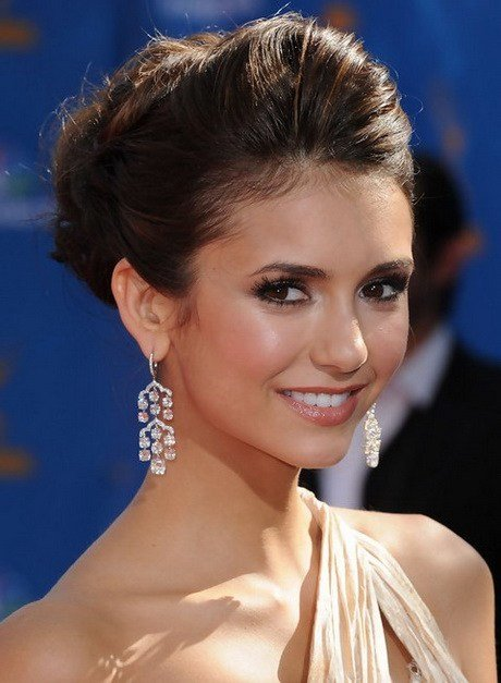 The Best Elegant Updo Hairstyles Pictures