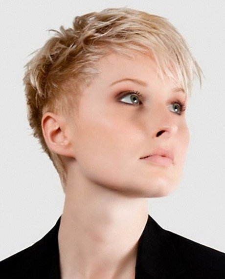 The Best Extreme Short Haircuts For Women Pictures