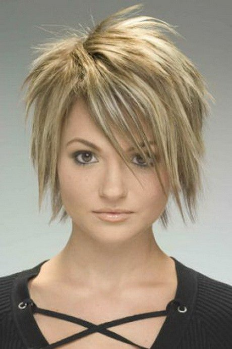 The Best Fun Short Haircuts Pictures
