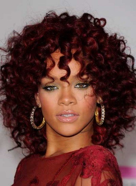 The Best Funky Curly Hairstyles Pictures