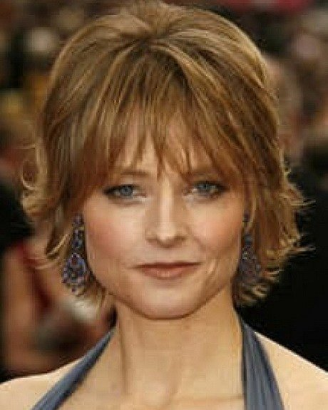 The Best Hairstyles For Women Over 50 With Thick Hair Pictures
