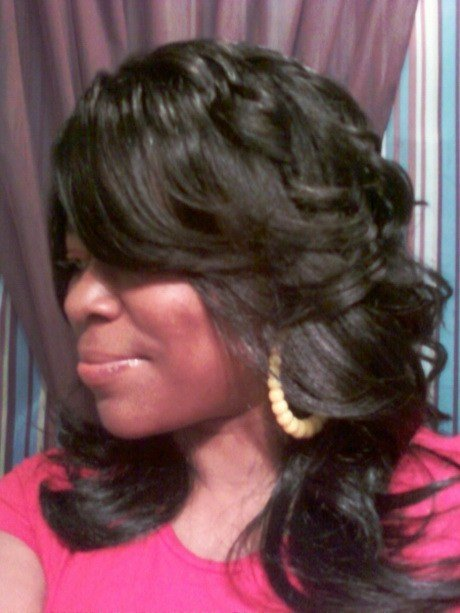The Best Layered Haircuts For Black Hair Pictures